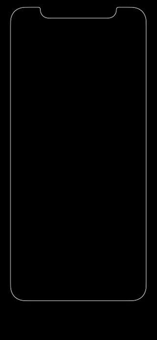Обои на телефон черные, граница, белые, thex, the x white