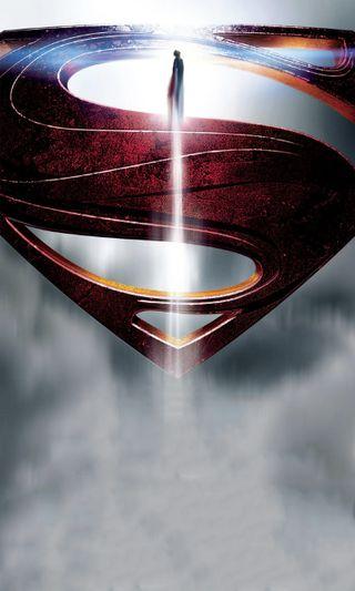 Обои на телефон фильмы, супермен, супергерои, комиксы, 2013