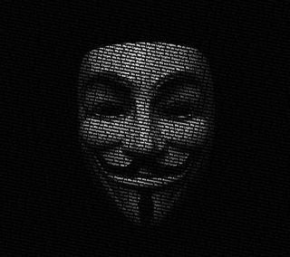 Обои на телефон девиз, анонимус, маска