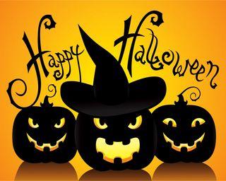 Обои на телефон тыква, хэллоуин, счастливые, страшные, празднование, огонь, ночь, жуткие, happy