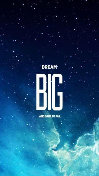 Обои на телефон осень, мечта, dare, big