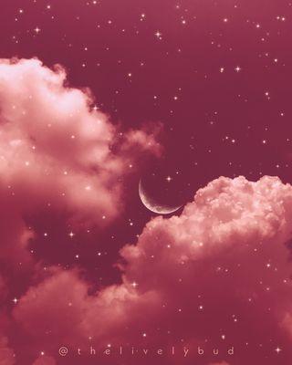 Обои на телефон фотография, эстетические, природа, облака, небо, луна, красые, звезды, вайб, айфон, iphone, aesthetic sky 3