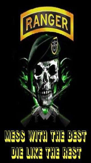 Обои на телефон рейнджер, военные, армия, army ranger