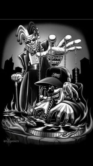 Обои на телефон тату, банда, мотоциклы, кровь, деньги, бок, богатые, байкер, арт, west side, art