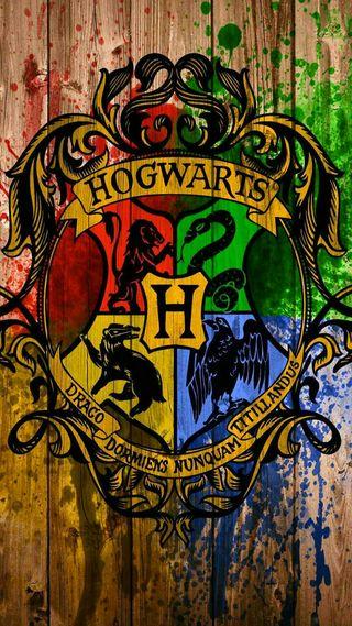 Обои на телефон хогвартс, магия, волшебники