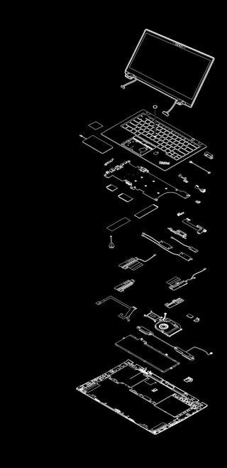 Обои на телефон черные, цпу, цифровое, хипстер, технологии, темные, амолед, pc, modular, amoled
