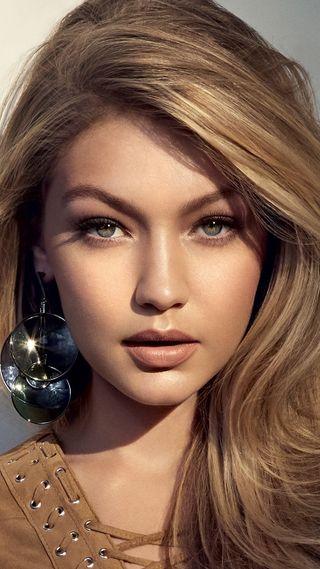 Обои на телефон портрет, модели, люди, красота, женщина, девушки, блондинки, gigi hadid