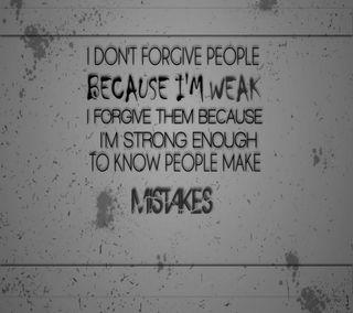 Обои на телефон сильный, цитата, простить, ошибки, strong enough, quote forgive mistakes, backgeound