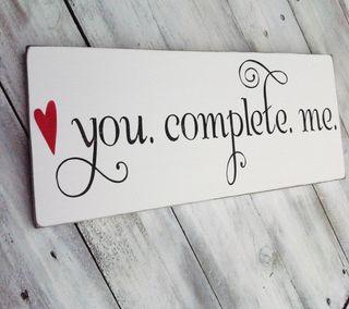 Обои на телефон чувства, сердце, приятные, пара, любовь, доска, высказывания, note, love, complete love
