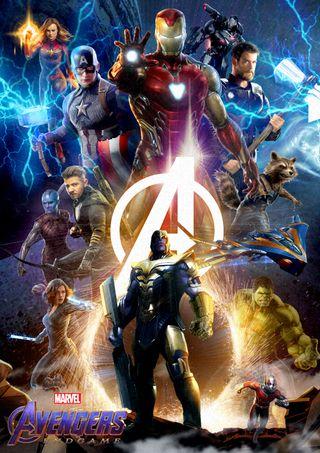 Обои на телефон стражи, финал, танос, рыцарь, мстители, марвел, железный человек, гром, галактика, война, бесконечность, marvel, infinity, galaxy