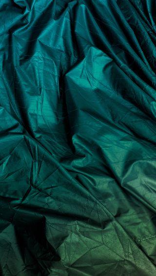 Обои на телефон холст, мягкие, текстуры, синие, металлические, зеленые, drape, creases