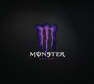 Обои на телефон энергетики, напиток, черные, фиолетовые, логотипы, monster energy, monster, energy drink