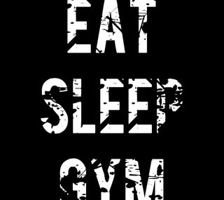 Обои на телефон тренировка, спортзал, сон, ешь, rpeat, lift, eat sleep gym repeat