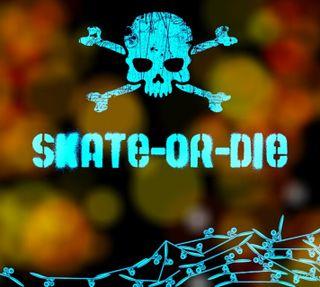 Обои на телефон скейт, череп, логотипы, арт, абстрактные, skateskull, skateboarding, art