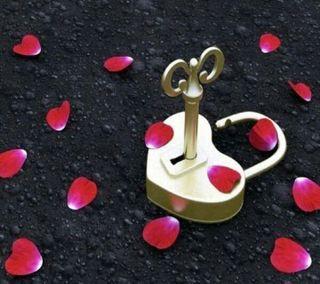 Обои на телефон сердца, любовь, romantico, corazon 008