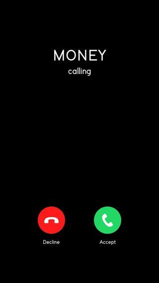 Обои на телефон опасные, экран, фан, логотипы, заблокировано, деньги, блокировка, zone, money calling, led