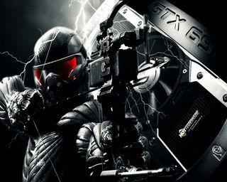 Обои на телефон солдаты, лук, новый, the nanosuit, crysis 3, arms
