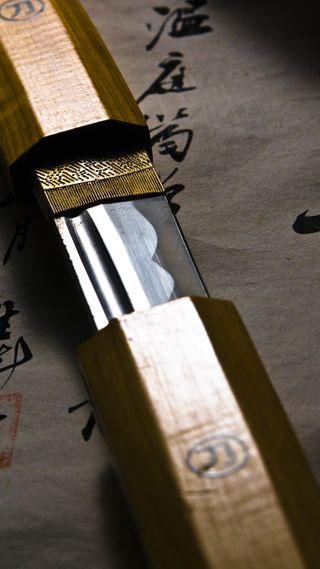 Обои на телефон оружие, ниндзя, меч, катана