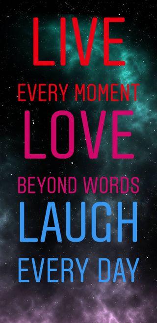 Обои на телефон смех, любовь, love, live