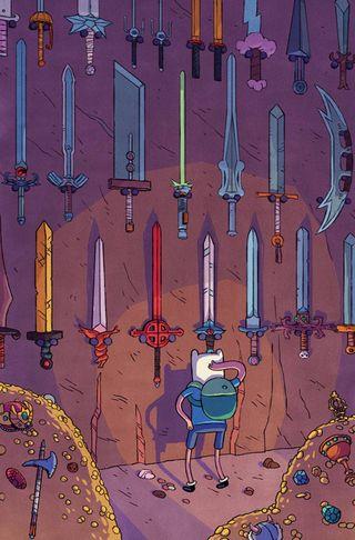 Обои на телефон приключение, мечи, забавные