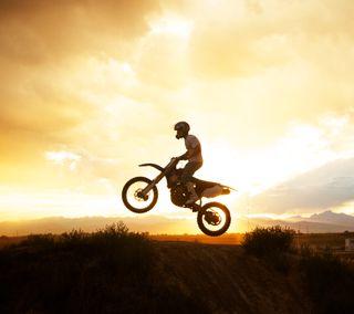 Обои на телефон прыгать, мотоциклы, мото, грязь, байк, epicness 6, dirtbike, dirt, air