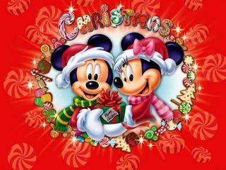 Обои на телефон микки, счастливое, рождество, дисней, mickey mause
