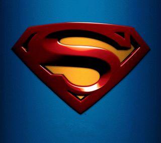 Обои на телефон супермен, логотипы