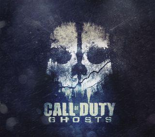 Обои на телефон призрак, игра, ghost, cod