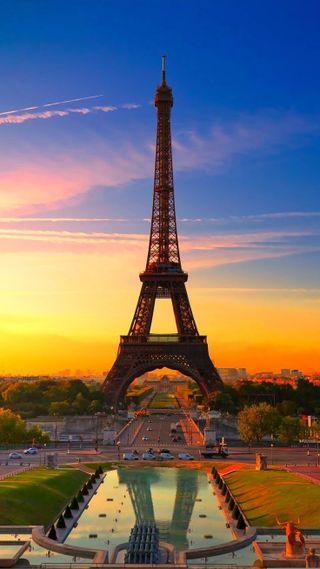 Обои на телефон эйфелева башня, тур, башня, париж, крутые, en
