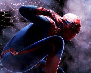 Обои на телефон паук, марвел, веб, spider man, siderman, marvel