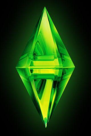 Обои на телефон эпичные, бриллиант, новый, крутые, игра, зеленые, sims, role