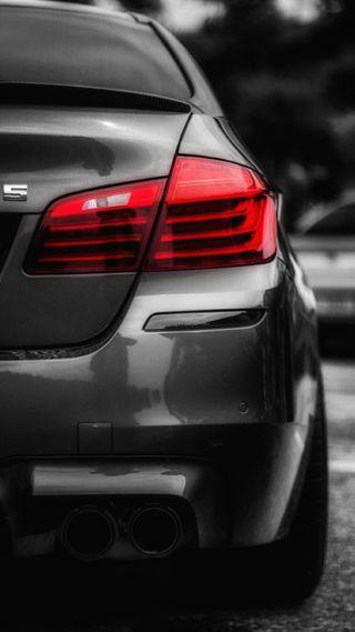 Обои на телефон седан, машины, м5, зад, вид, бмв, автомобили, авто, m power, f10, bmw