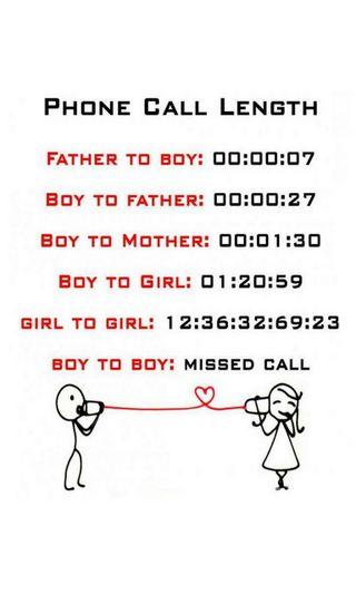 Обои на телефон телефон, отец, мама, мальчик, девушки, missed call, length, call
