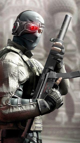 Обои на телефон splinter, красые, игра, оружие, воин