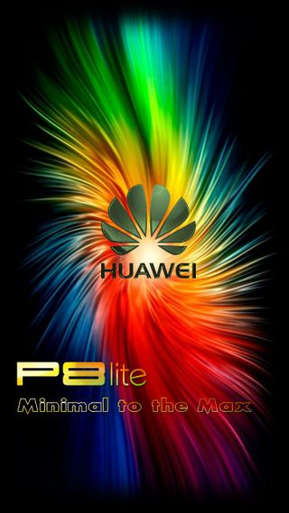 Обои на телефон хуавей, woosh, p8lite, huawei