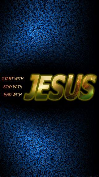 Обои на телефон старт, конец, христианские, исус, start stay end