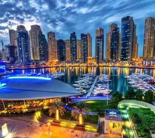 Обои на телефон юнайтед, оаэ, небоскребы, лодки, дубай, город, арабские, yacht, emirates, dubai marina