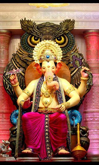 Обои на телефон индия, любовь, индийские, господин, ганпати, ганеша, баппа, mumbai, love, lalbaugcha raja, lalbaug, aditya