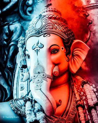 Обои на телефон ганпати, ганеша, ганеш, господин, бог, баппа, mumbai, ganesh ji