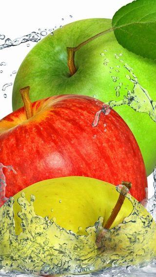 Обои на телефон фрукты, цветные, свежие, hd fruits, hd fresh