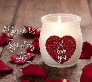 Обои на телефон навсегда, сердце, свет, романтика, поговорка, новый, мой, любовь, листья, жизнь, love, light of my life