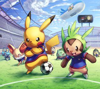 Обои на телефон футбольные, футбол, покемоны, пикачу, мундиаль, аниме, pokemon futbol, pelota, futbot, balon