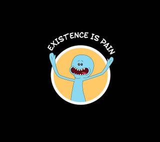 Обои на телефон лол, черные, хаха, синие, сеть, рик, мультфильмы, морти, мистер, забавные, взрослый, боль, swim, mr meeseeks, meeseeks, lol, existence is pain, existence, anima