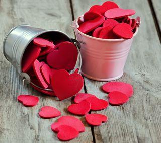 Обои на телефон валентинки, сердце, романтика, любовь, love