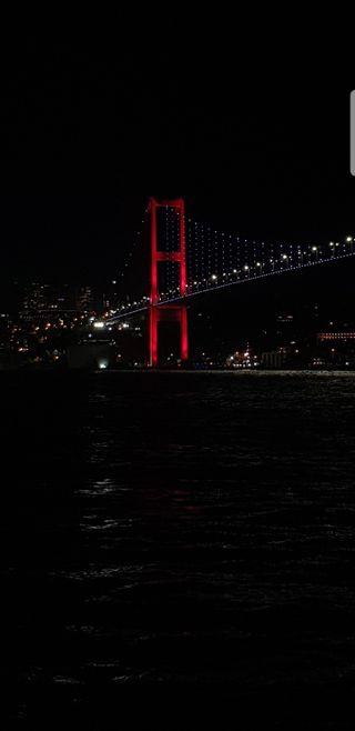 Обои на телефон стамбул, новый, город, bridges