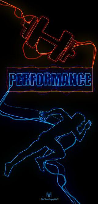 Обои на телефон спортзал, черные, фитнес, синие, неоновые, мотивация, бодибилдинг, runner, performance, dumbell