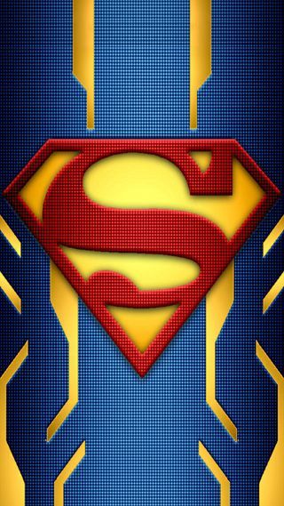 Обои на телефон развлечения, фильмы, супермен, стальные, логотипы