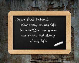 Обои на телефон друг, приятные, поговорка, новый, лучшие, жизнь