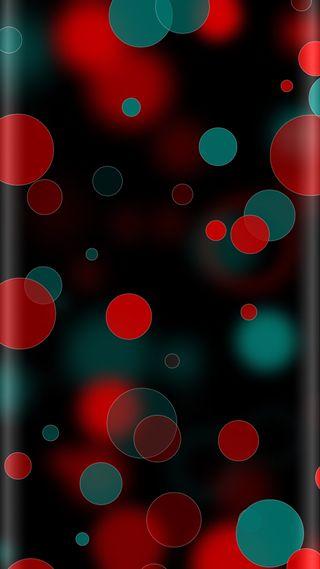 Обои на телефон стиль, грани, красые, красочные, красота, боке, абстрактные, s8, s7, edge style