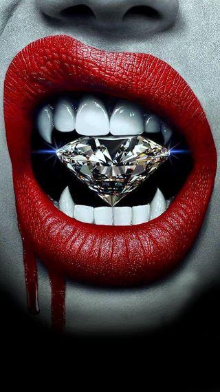 Обои на телефон вампиры, бриллиант, vampyr